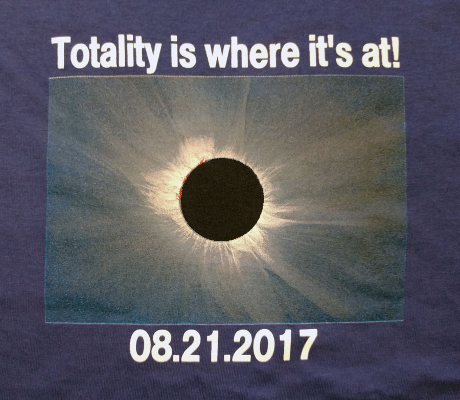 total eclipse tee