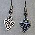 Celtic Triad Earrings